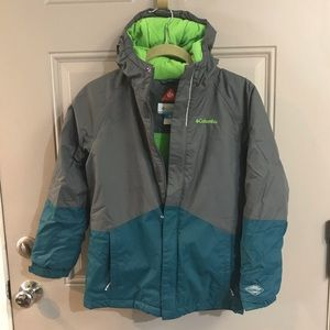 Columbia Nylon Omni-Tech Coat